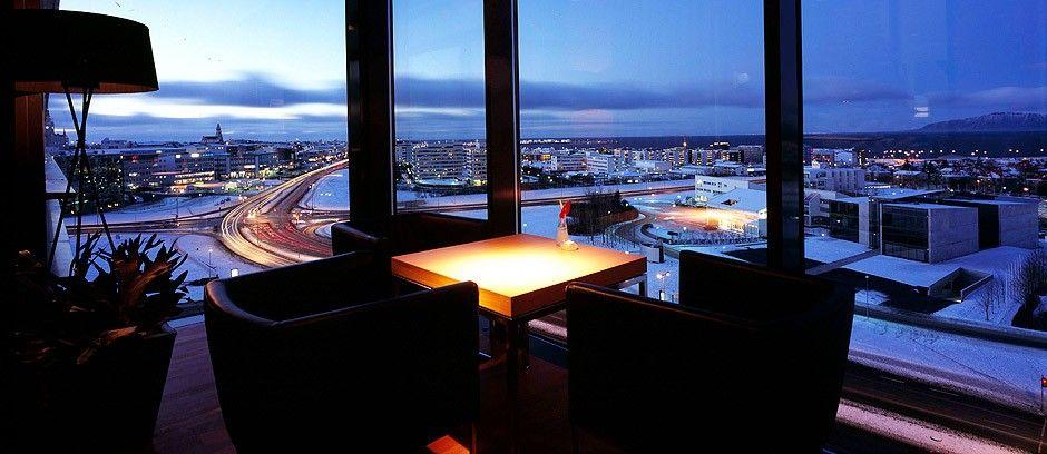 Bar At Hilton Reykjavik Nordica