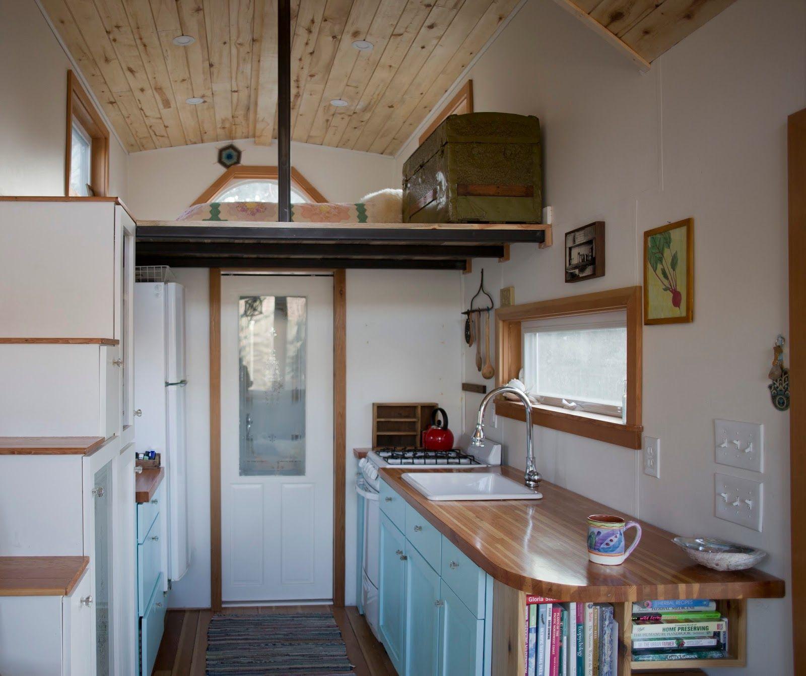 honey-house-tiny-home-4.JPG 1,600×1,341 pixels | Tiny | Pinterest ...