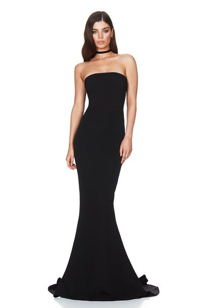 ANGELINA GOWN : Buy Designer Dresses Online at Nookie | LoveNookie ...
