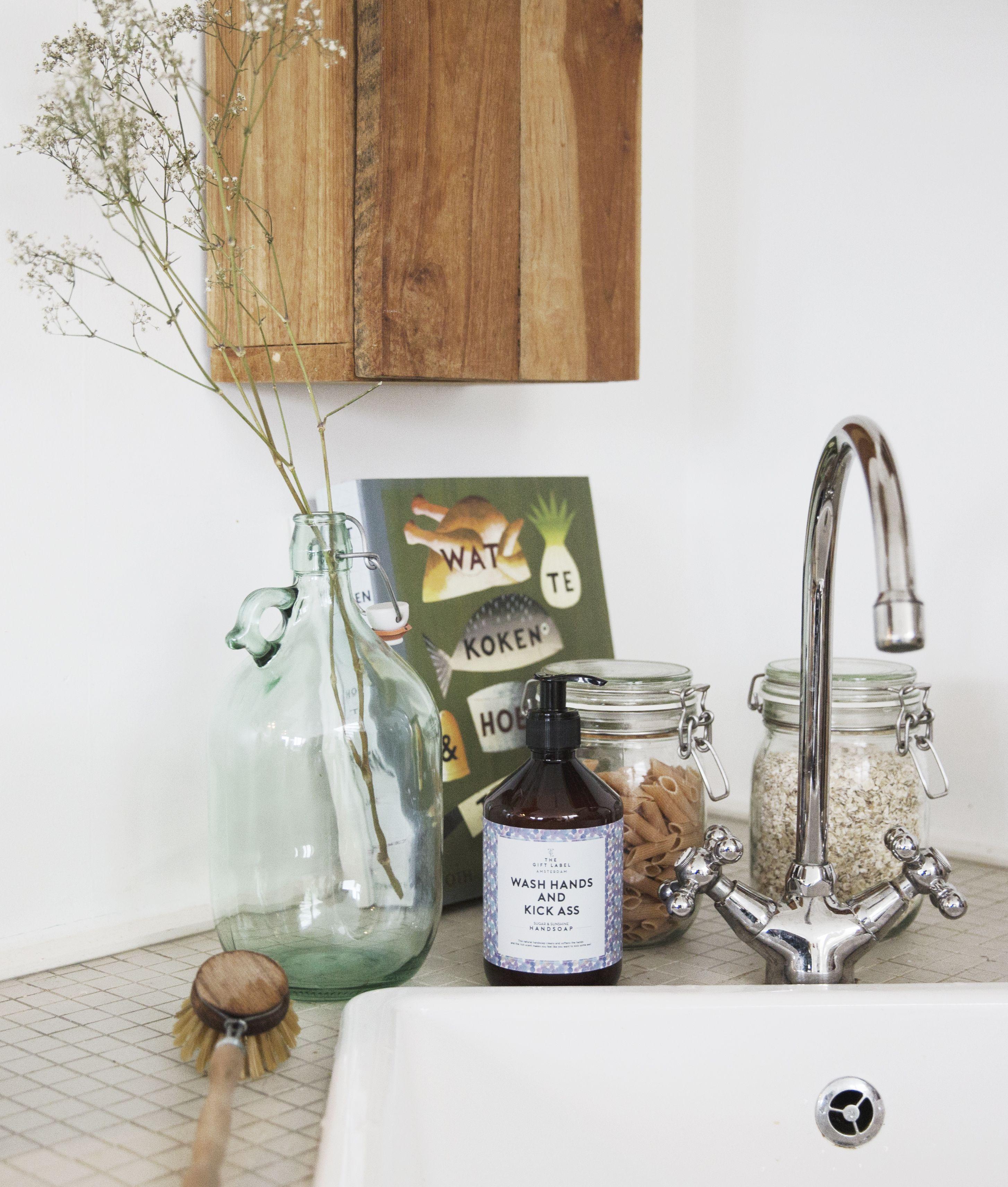TheGiftLabel: Wash Hands And Kick Ass! #Handsoap #Kitchen ...