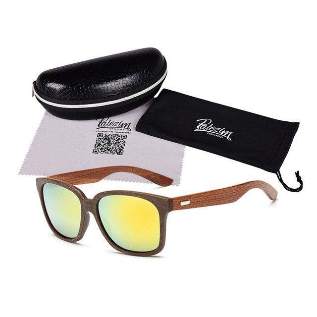 7130a1e12c Rays Designer Wooden Frame Sunglasses Unisex Wood Foot Men Goggles uv400  Sun Glasses For Women gafas