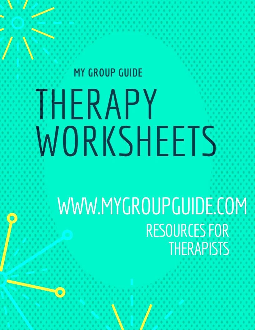 Free Therapy Worksheets :