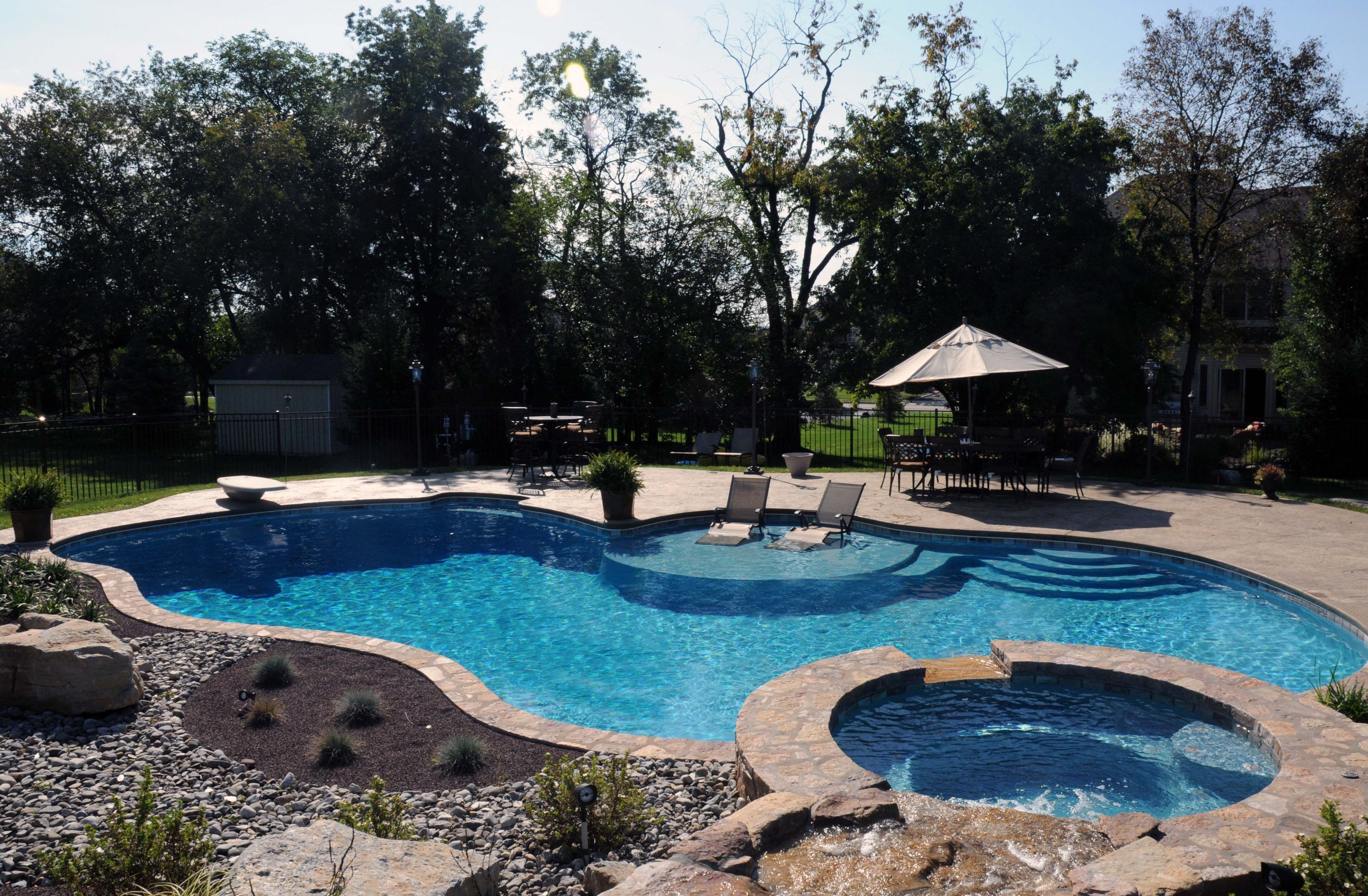 Small And Best Backyard Pool Landscaping Ideas Beautiful