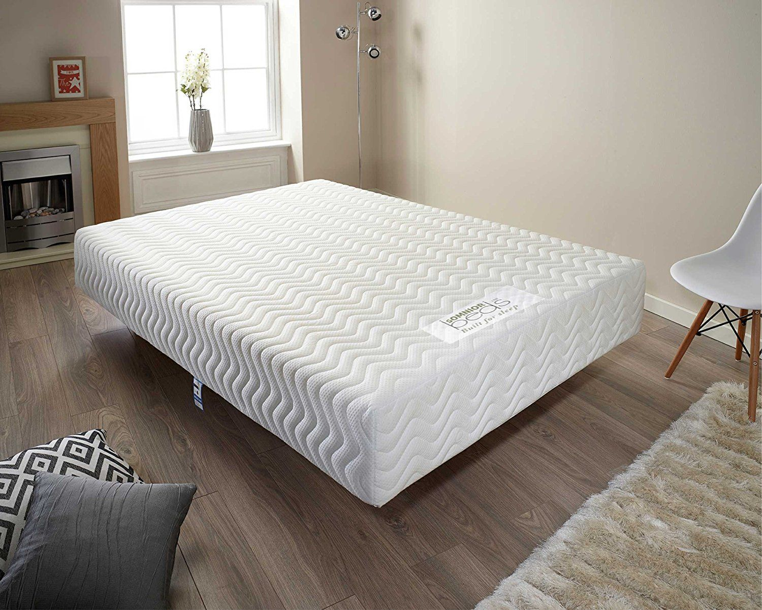 100 Memory Foam Mattress Topper All Sizes And Thickness 1 2 3