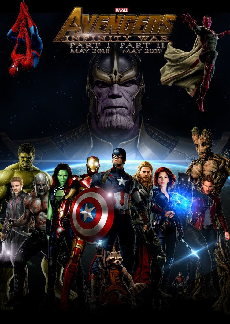 film super hero terbaik 2018, film avenger infinity war
