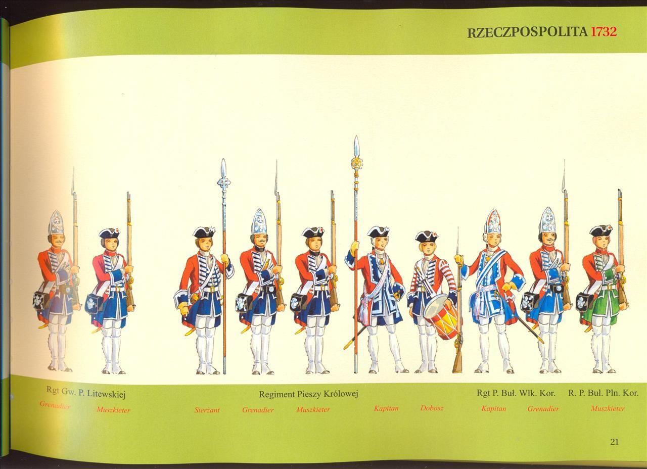Polish army XVIII