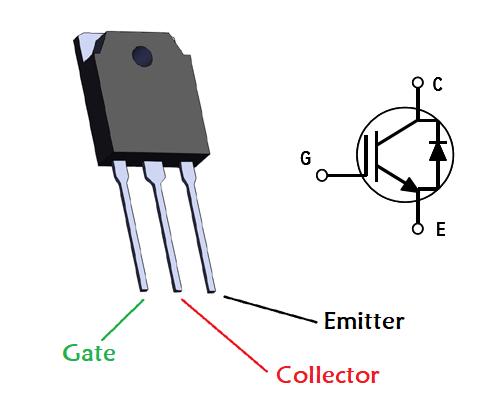 15n120 Igbt Pinout Electronics Basics Electronic Circuit Projects Electronics Projects