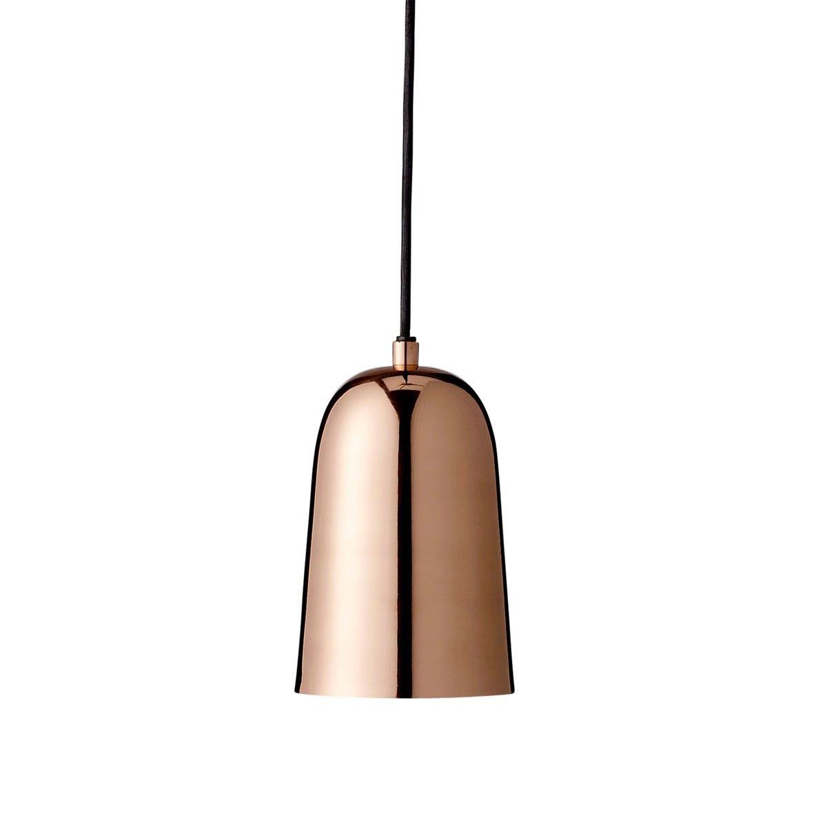 ein echter eye catcher ist die lampe von bloomingville aus kupfer als solok nstler oder in der. Black Bedroom Furniture Sets. Home Design Ideas