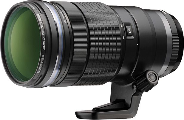Olympus Targets Pros With A 40 150mm F 2 8 Lens And Firmware 2 0 For The Om D E M1 Olympus Camera Olympus Camera Photography Telephoto Zoom Lens