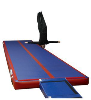360 Tumbling Inc World S Best Tumble Tracks Backyard Trampoline Trampoline Gymnastics Equipment