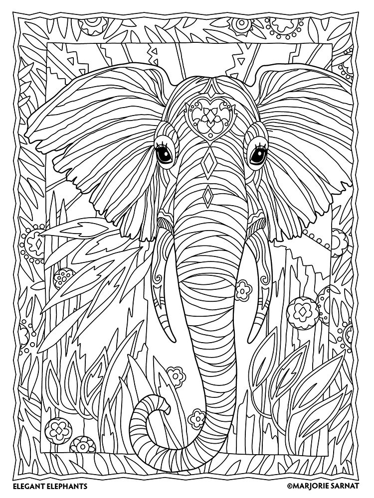 Coloring Books Marjorie Sarnat