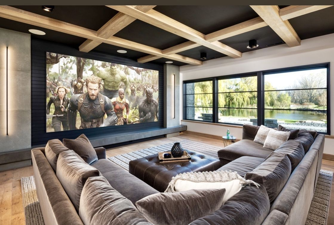 41 Surprising Home Cinema Designs Ideas That Will Impress You