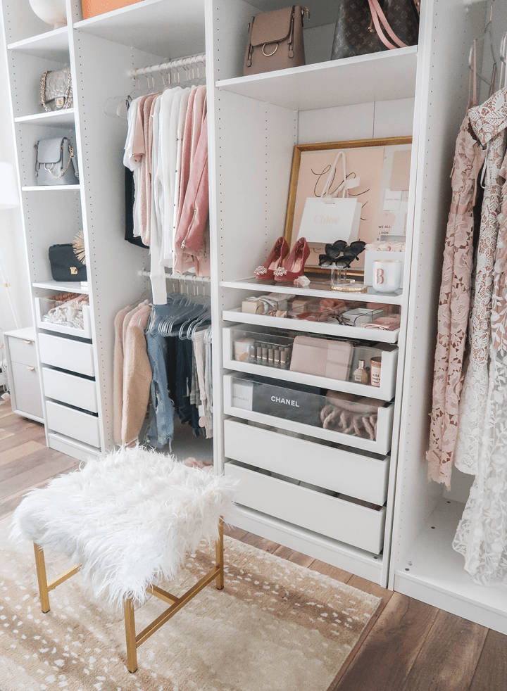 How I Created A Custom Closet With Images Closet Small Bedroom
