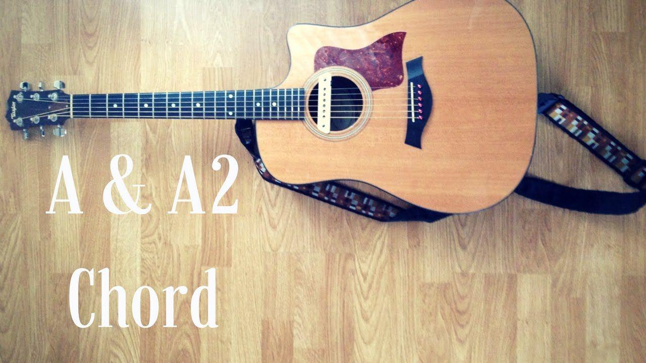 A A2 Chord Guitar Lessons Pinterest Guitars