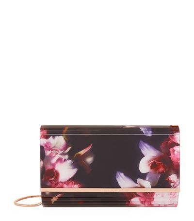TED BAKER Dorise Ethereal Posie Resin Clutch. #tedbaker #bags #shoulder bags #clutch #hand bags #