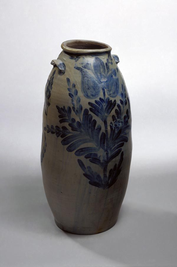 Storage Jar   1830/I love this.