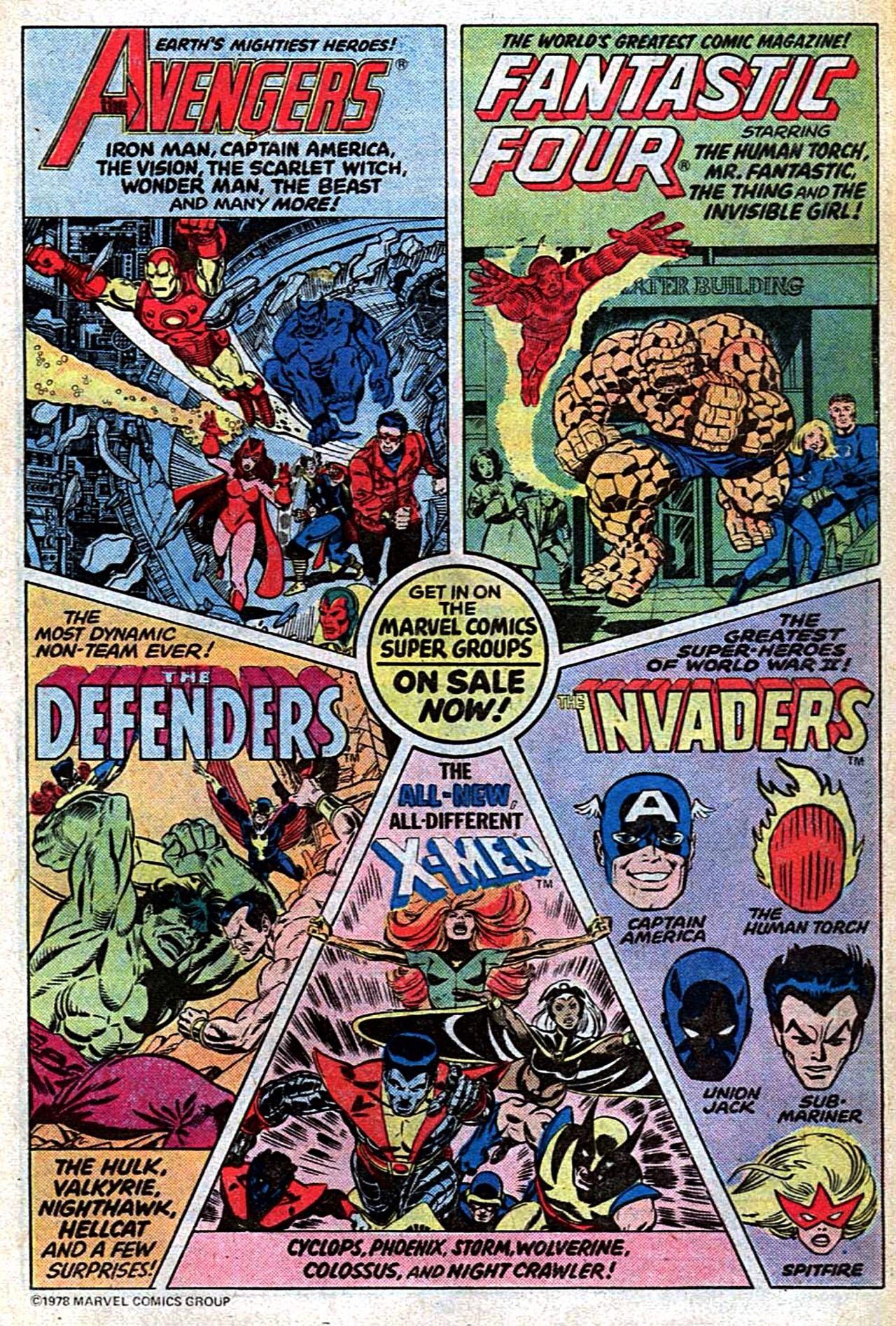 Marvel Comics 1970s house ads | Marvel comics superheroes, Comic book  heroes, Spiderman comic books