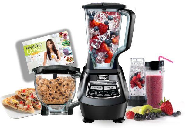 Ninja® Products - Ninja® Mega Kitchen System® - BL770 | Food ...