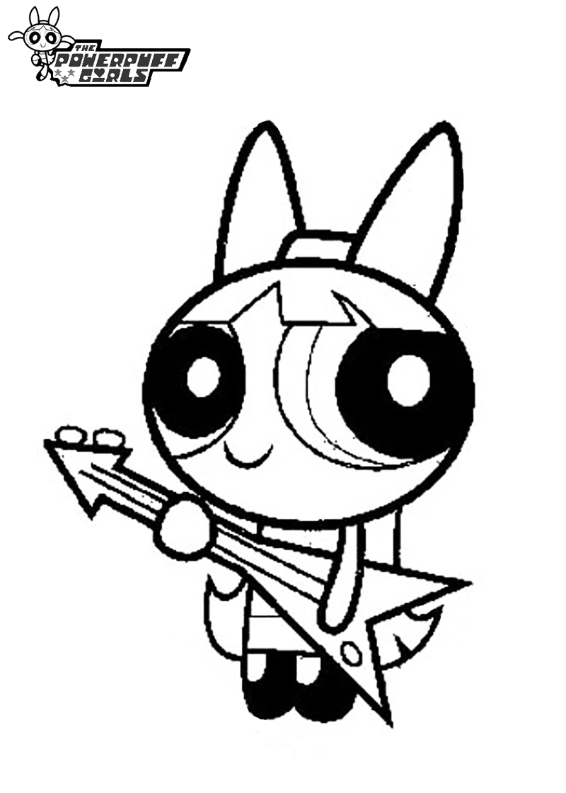 Powerpuff Girls Coloring Pages | Bratz Coloring Pages | Coloring ...