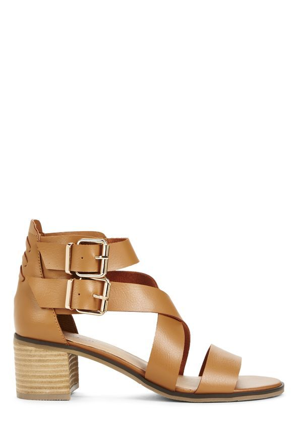 8fd0b1223 Pedra Shoes in Cognac - Get great deals at JustFab