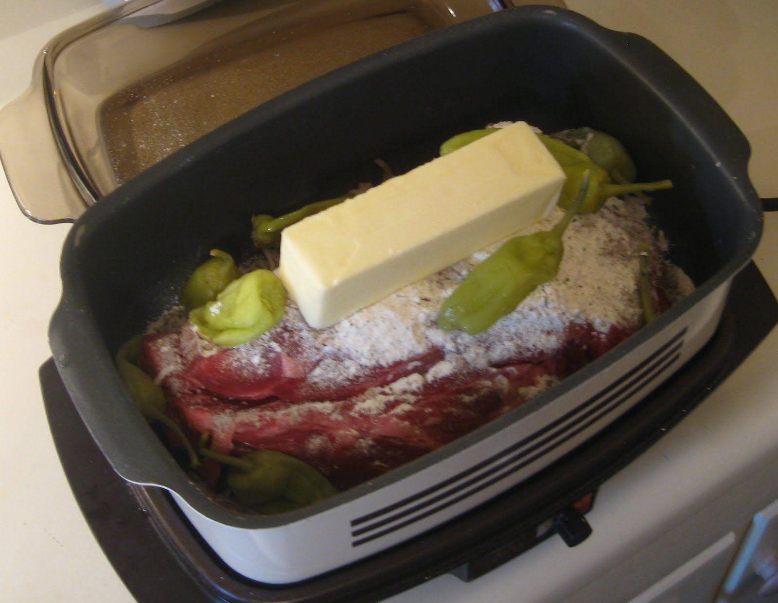 recipe: pepperoncini roast ranch dressing [38]