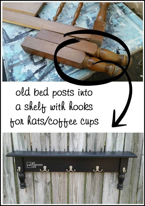 Diy Pallet Bed Frame Small Spaces