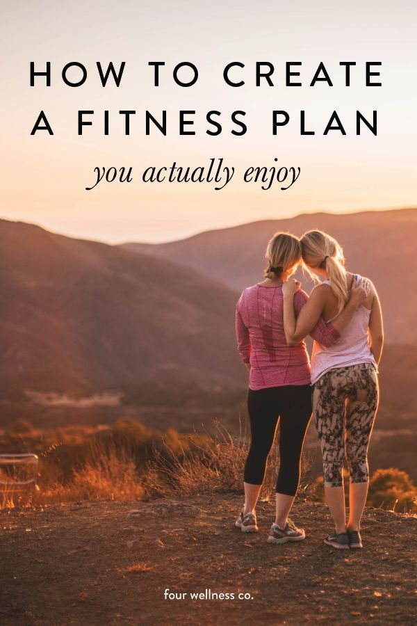 5 Tips to Re-Think Exercise // Four Wellness Co. - Fitness Plans - Ideas of Fitness Plans #fitnesspl...