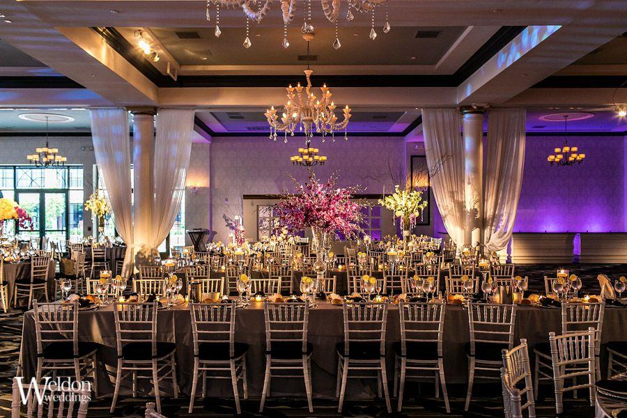 Cescaphe Vie Wedding Reception Setup Photo By Philadelphia Photographer Ben Weldon Of Weddings