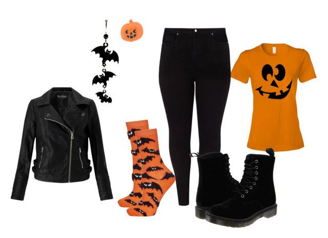"""Herbst.ff"" by sunnyday-98 ❤ liked on Polyvore featuring Studio 8, Topshop, Sienna Sky, Dr. Martens and Miss Selfridge"