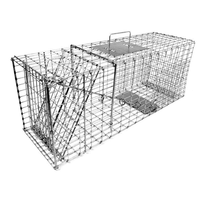 Tomahawk Live Trap Collapsible Muskrat Colony Trap 207C