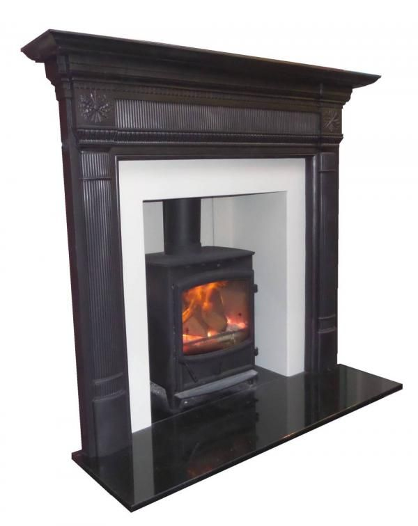 Stoves And Antique Surrounds For Sale By Britain 39 S Heritage Antique Restored Fireplaces