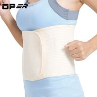 oper waist belt lumbar support loss weight back brace slim
