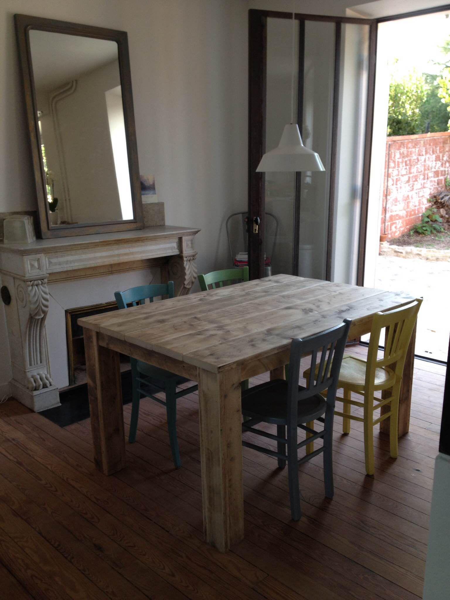table pays bois