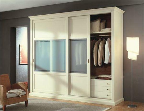 L\u0027 armoire avec porte coulissante pour la chambre a coucher - porte d armoire coulissante