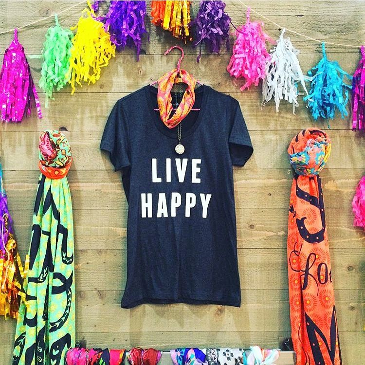 Live a life full of COLOR!!
