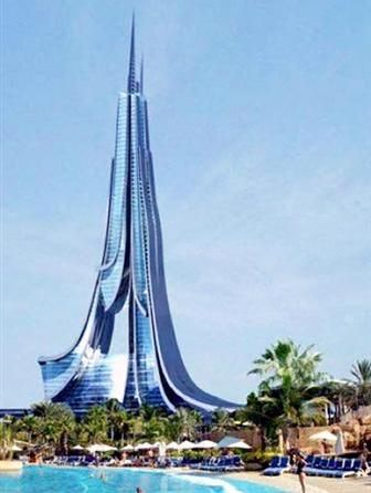 Futuristic Architecture In Dubai Lioness Woman S Club Wellness