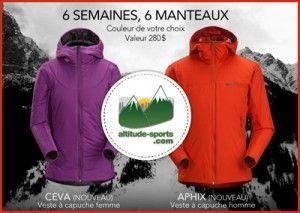 Gagnez un manteau Arc'teryx avec Altitude Sports.   Se termine le 18 novembre.   http://rienquedugratuit.ca/concours/arcteryx-altitude-sports/