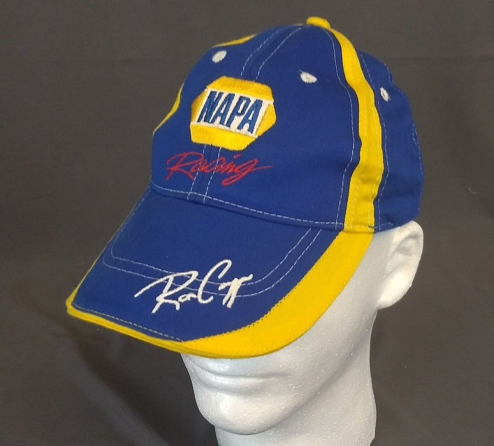 NAPA FILTERS BASEBALL CAP HAT BLACK ADJUSTABLE NEW