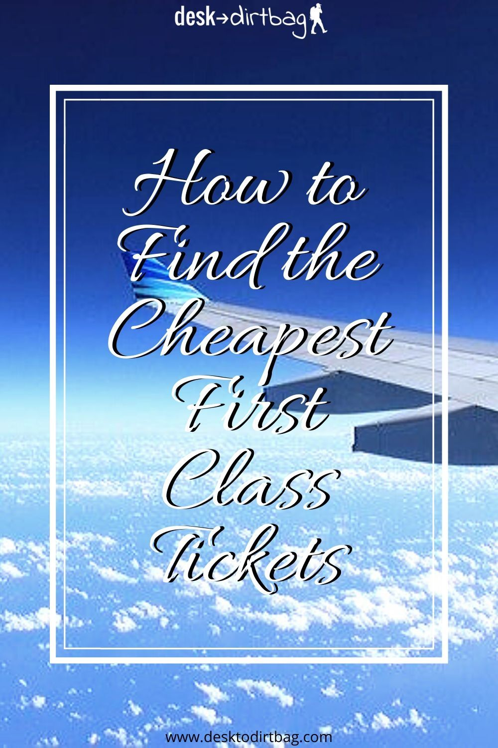 Does travel have to be expensive? What if you could fly anywhere for pennies on the dollar? Here's how to get cheap first class tickets for almost free. #travel #budgettravel #travelhacking #firstclass #luxury