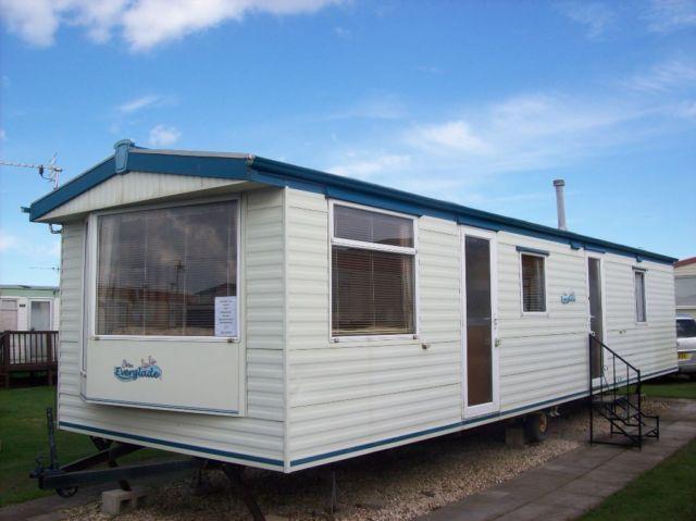 Static Caravan To Hire Rent Let 3 Bed 8 Berth On Sealands Park Ingoldmells Skegness