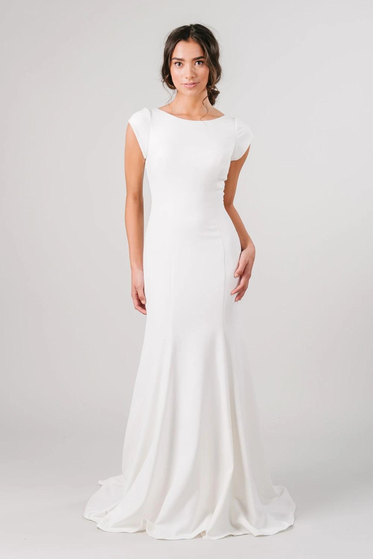 Maxwell in 2020 Modest wedding dresses, Wedding dresses