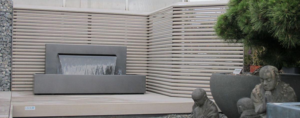 Lovely Erkunde Terrasse Holz Sichtschutz Garten und noch mehr