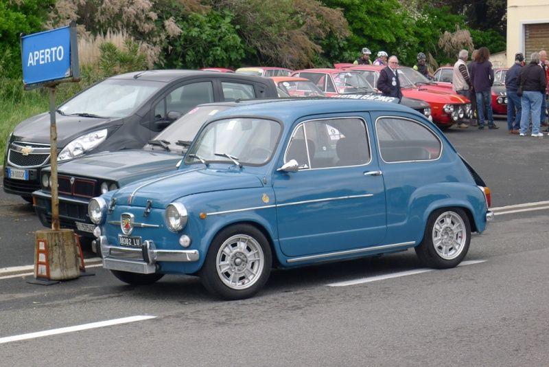 Risultati Immagini Per Fiat Abarth 850 Tc Replica Autos Fotos