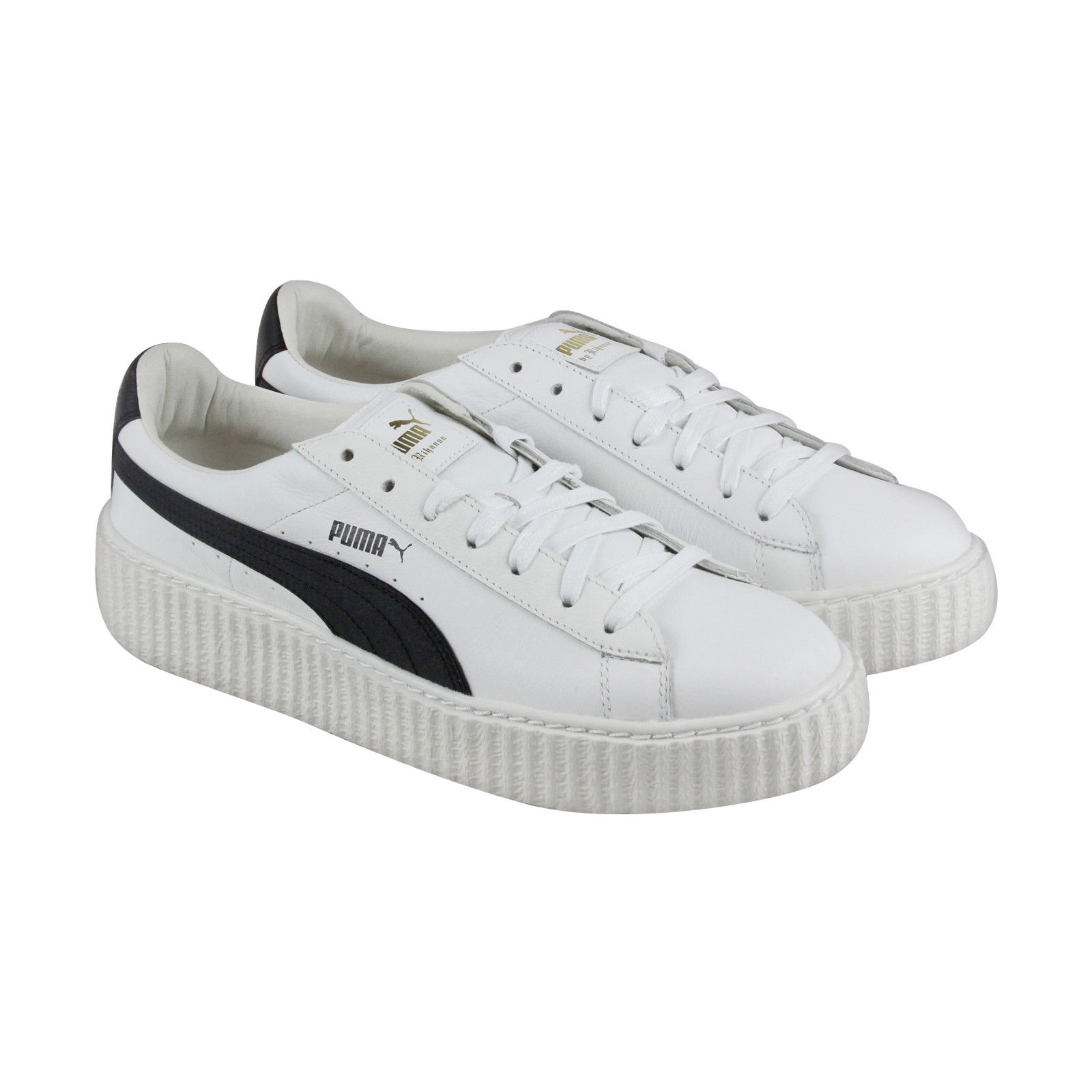 Puma Mens Fenty by Rihanna White Creeper 36464001 Sneakers Shoes