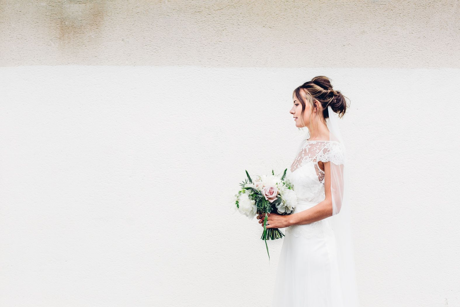 Halfpenny london wedding dress for an industrial wedding in halfpenny london wedding dress halfpenny london wedding dress industrial wedding in sheffield navy ombrellifo Images