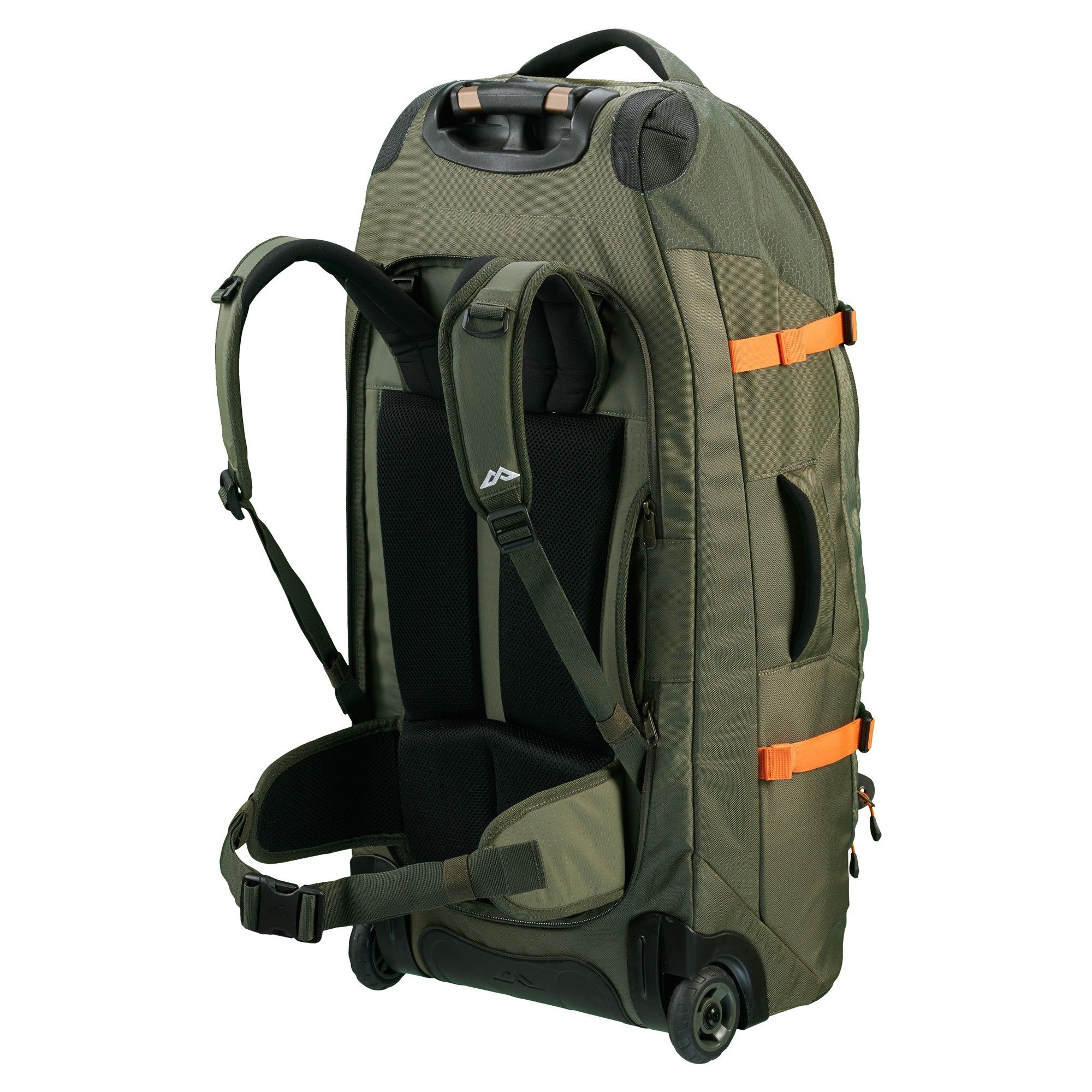 Hybrid 70L Backpack Harness Wheeled Luggage Trolley v3 - Conifer ...