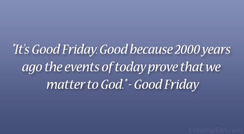 """Image result for images Good Friday """"Keep the Faith"""""""