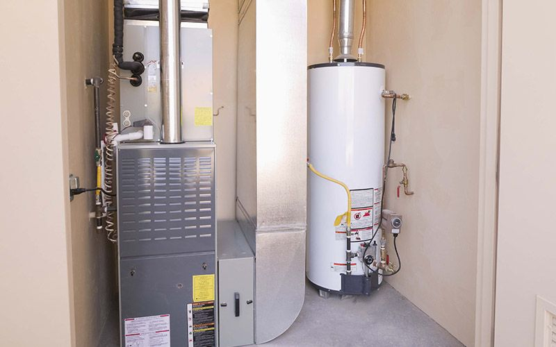 The Differences Between A Boiler And A Furnace Furnace Cleaning Furnace Humidifier Furnace Room