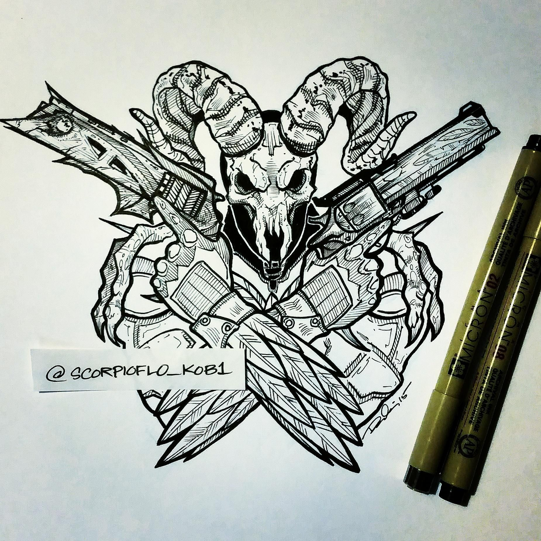 Pin by Evan Snyder on Gaming   Destiny tattoo, Cayde ...