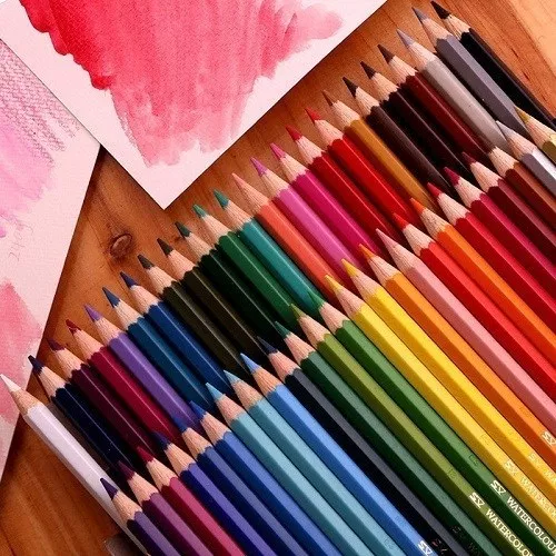 How to Use Watercolor Pencils | Colorfest
